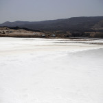 This is the salt lake in where is djibouti